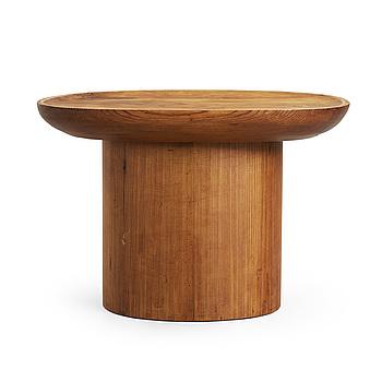An Axel Einar Hjorth stained pine 'Utö' table, Nordiska Kompaniet 1930's.