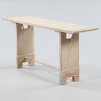 A side table from 21th century.