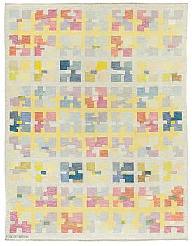 AGDA ÖSTERBERG, matta, rölakan, 310 x 238,5 cm, signerad AGDA ÖSTERBERG.