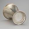 BÄgare i silver, gab stockholm 1931. vikt ca 530 gram.