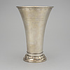 A silver cup by gab stockholm 1931. weight c. 530 gram.