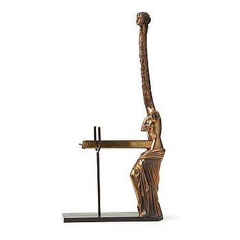"84. Salvador Dalí, ""Venus a la Giraffe""."