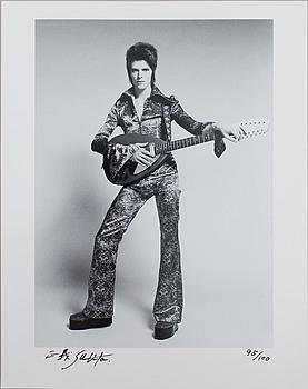 MASAYOSHI SUKITA, David Bowie. 1972.