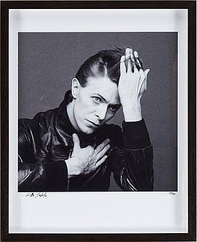 "MASAYOSHI SUKITA, ""David Bowie - The Next Moment?"", 1977."