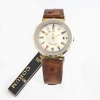 CORUM, Admiral's Cup, wristwatch, 34 mm.
