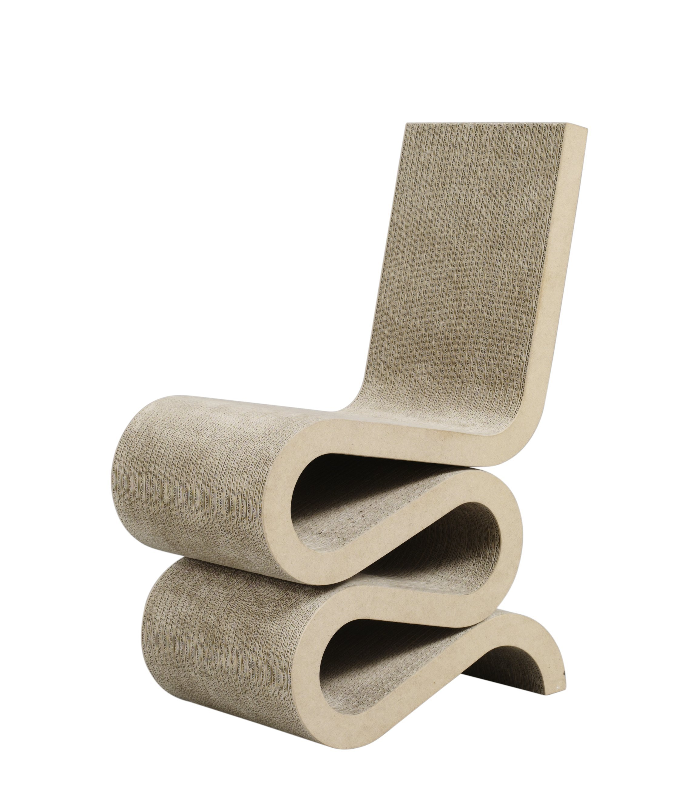 a frank o gehry wiggle side chair for vitra germany bukowskis