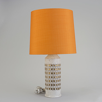 A table lamp by Bitossi for Bergboms, 1960´s or 1970´s.