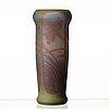 Axel enoch boman, vas, glas, överfång, reijmyre 1909, jugend, nr 195.