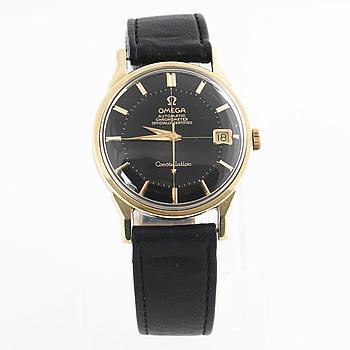 OMEGA, Constellation Chronometer, wristwatch, 34 mm.