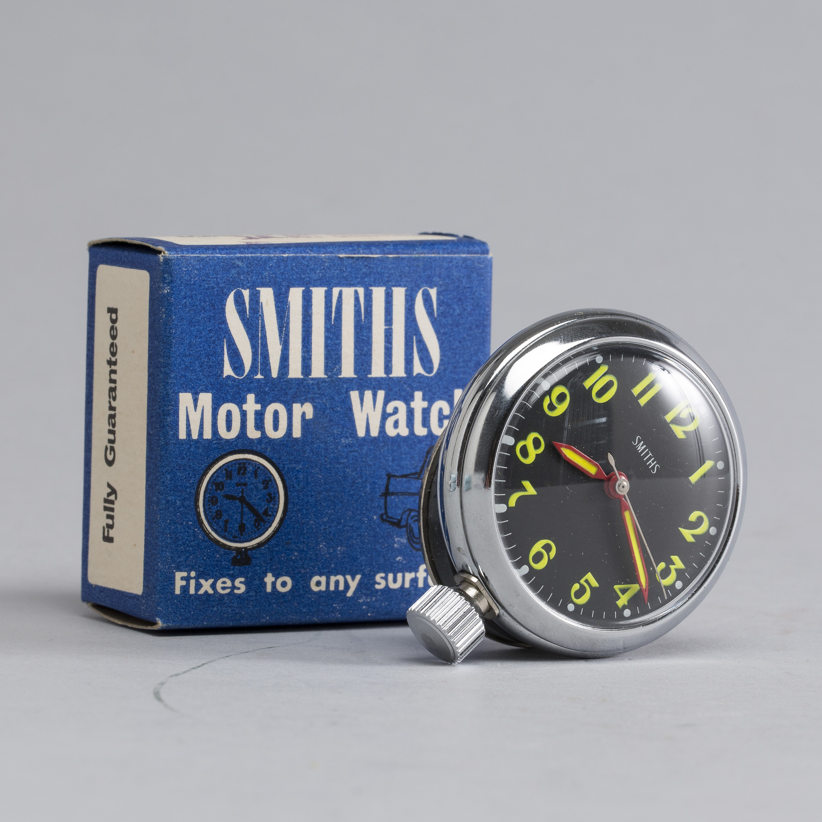 SMITHS MOTOR WATCH, Great Britain mid 20th century  - Bukowskis