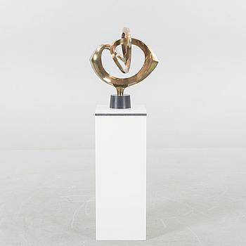 ROBERT MITCHELL, Robert Mitchell, sculpture, bronze.