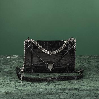"""CHRISTIAN DIOR, BAG,""""Diorama"""", Christian Dior."""