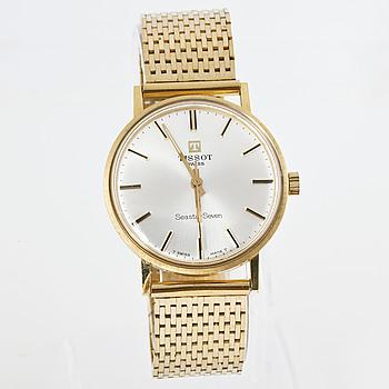 TISSOT, Seastar Seven, wristwatch, 33,5 mm.
