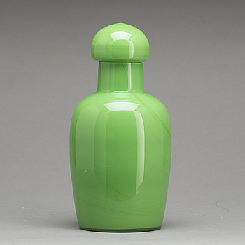 A CENEDESE GLASS FLACON, around 1970.