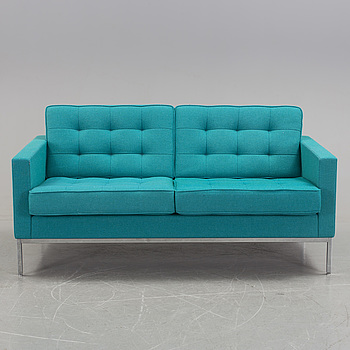 A sofa by Florence Knoll, second half of the 20th century.