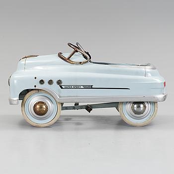 TRAMPBIL, barnmodell, 1950-tal.