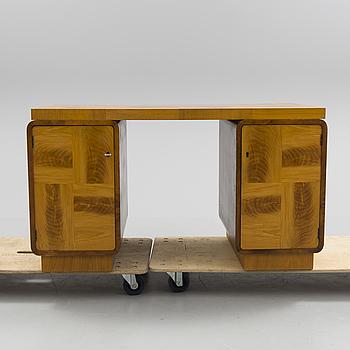 ART DÉCO, A art déco desk.
