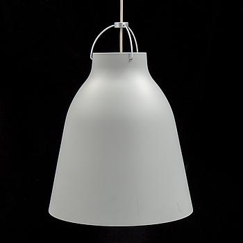 """CECILE MANZ, A LAMP,  """"Caravaggio P3"""", design Cecile Manz."""