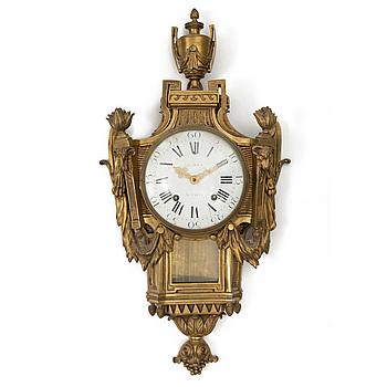 VÄGGPENDYL, Louis XVI-stil, Frankrike, 1800-talets andra hälft.