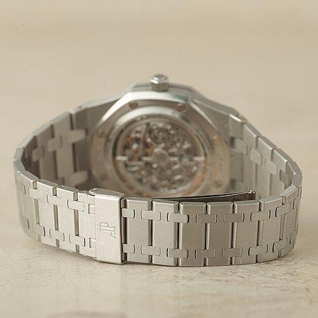 Audemars piguet, royal oak, quantieme perpetuel, armbandsur, 39 mm,