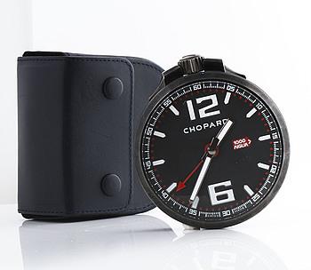 CHOPARD, Mille Miglia GT XL, reseur / väckarklocka, 89 mm.