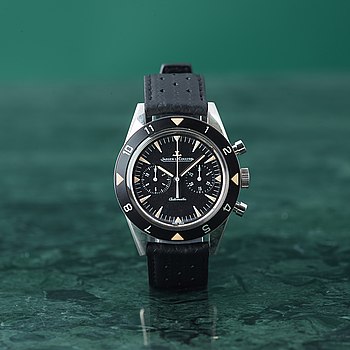 JAEGER-LECOULTRE, Deep Sea Vintage Chronograph, Special Edition, chronograph, wristwatch, 40,5 mm,