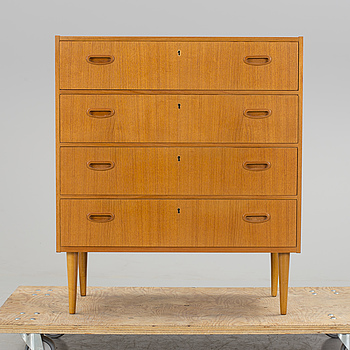 A chest of drawers, 1960´s.
