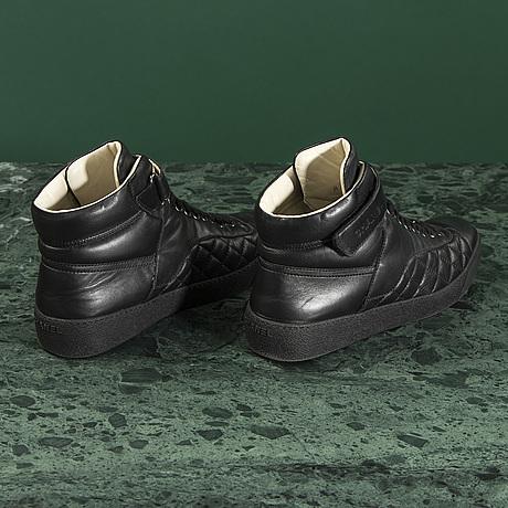 Sneakers, chanel, storlek 39.
