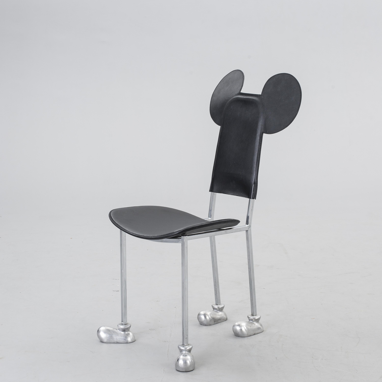 Chair garriris chair javier mariscal akaba spain for Mariscal javier