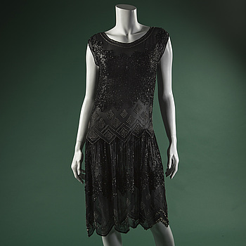 A dress from 1920th.