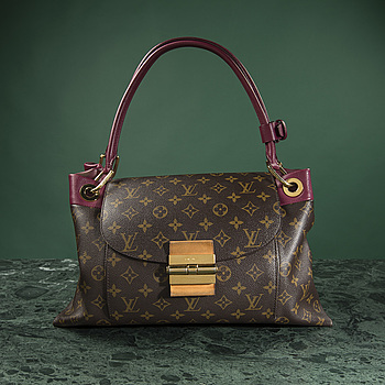 """A bag, """"Olympe Aurore"""" by LOUIS VUITTON."""