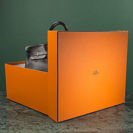 """VÄska, """"birkin 40"""", hermès, 2001."""