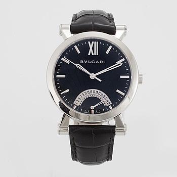 BVLGARI, Sotirio, wristwatch, 42 mm,