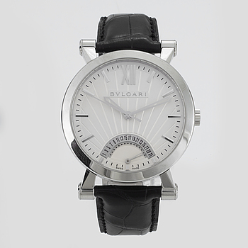 BVLGARI, Sotirio, wristwatch, 42 mm,