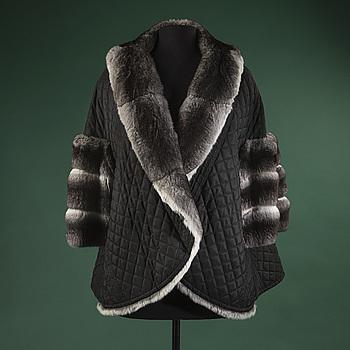 A jacket by MELLEGARI.