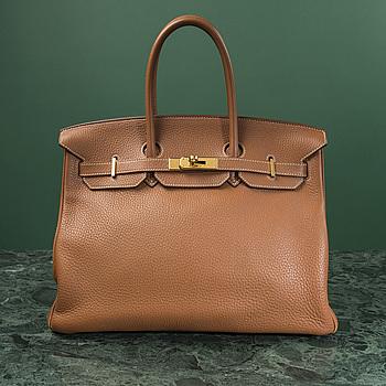 """VÄSKA, """"Birkin 35"""", Hermès."""