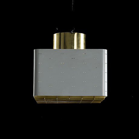 Paavo Tynell A Pair Of Ceiling Lights Quot T 228 Htitaivas Quot Starry Sky Manufactured By Idman