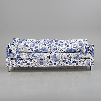 A late 1900s sofa.