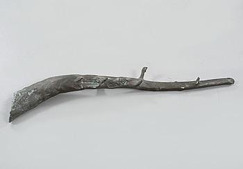 LENNART ASCHENBRENNER, skulptur, brons, osignerad.