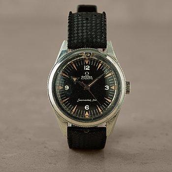11. OMEGA, Seamaster 300, wristwatch, 38 mm,