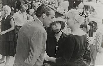 HENRI CARTIER-BRESSON, MARILYN MONROE.
