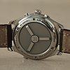 "Sjöö sandström, chronolink, worldtimer utc, golf timer, ""first series of 100"", wristwatch, 40 mm,"