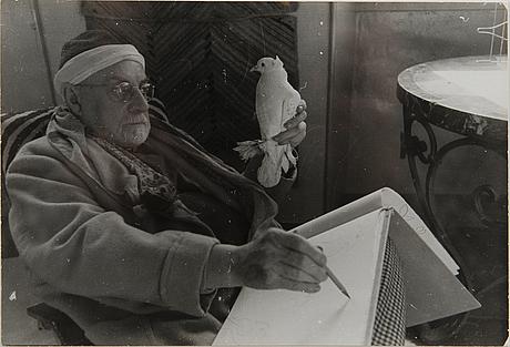 Henri cartier-bresson, matisse.