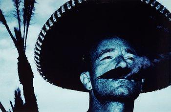 """9. ANTON CORBIJN, """"Bono (hat), Cabo San Luca, 1997""""."""