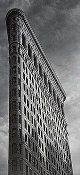"5. Åke E:son Lindman, ""Flatiron Building, NYC"", 1997."