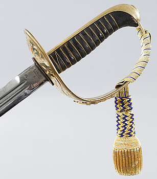 A sabre for the swedish cavalry, m/1893.