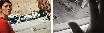 """12. Barbara Probst, """"Exposure #71b: n.y.c, crosby & broome streets, 06.25.09, 12:49 p.m"""", 2009."""