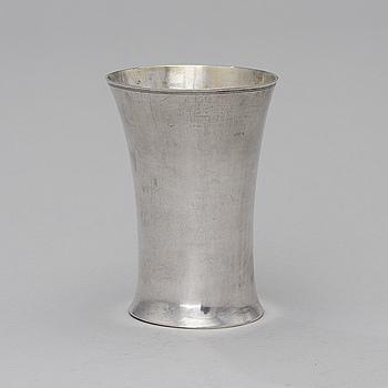 BÄGARE, silver, Tyskland 1800-tal, Meyer - Posch.