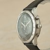Matey-tissot, type xx, chronograph, wristwatch, 38,5 mm,