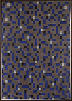 "GÖRAN AUGUSTSON, ""DARK BLUES"" 1971."
